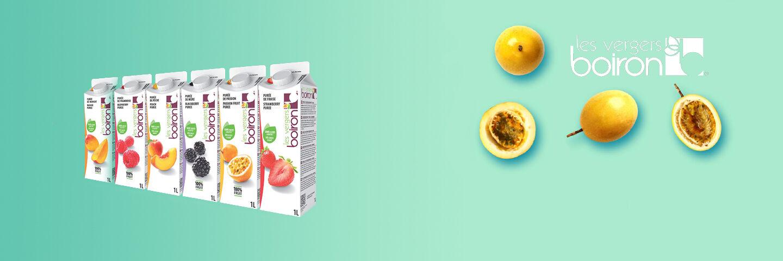 Fruit purees boiron