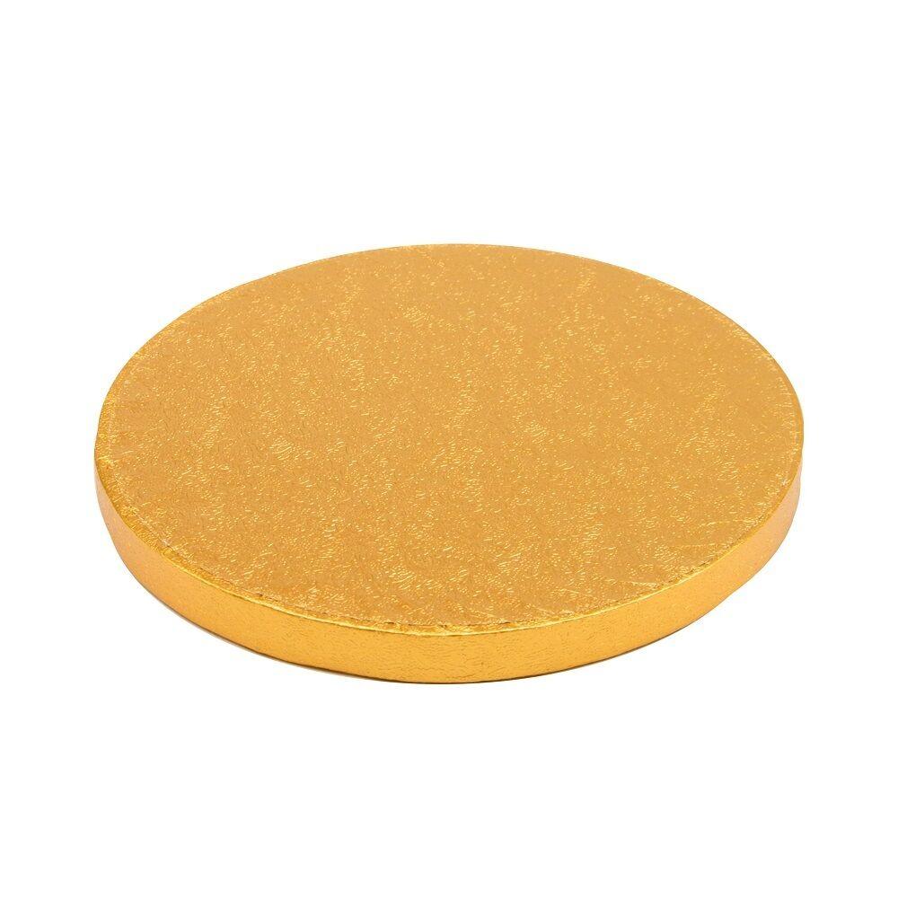 00750801 gold cake drum