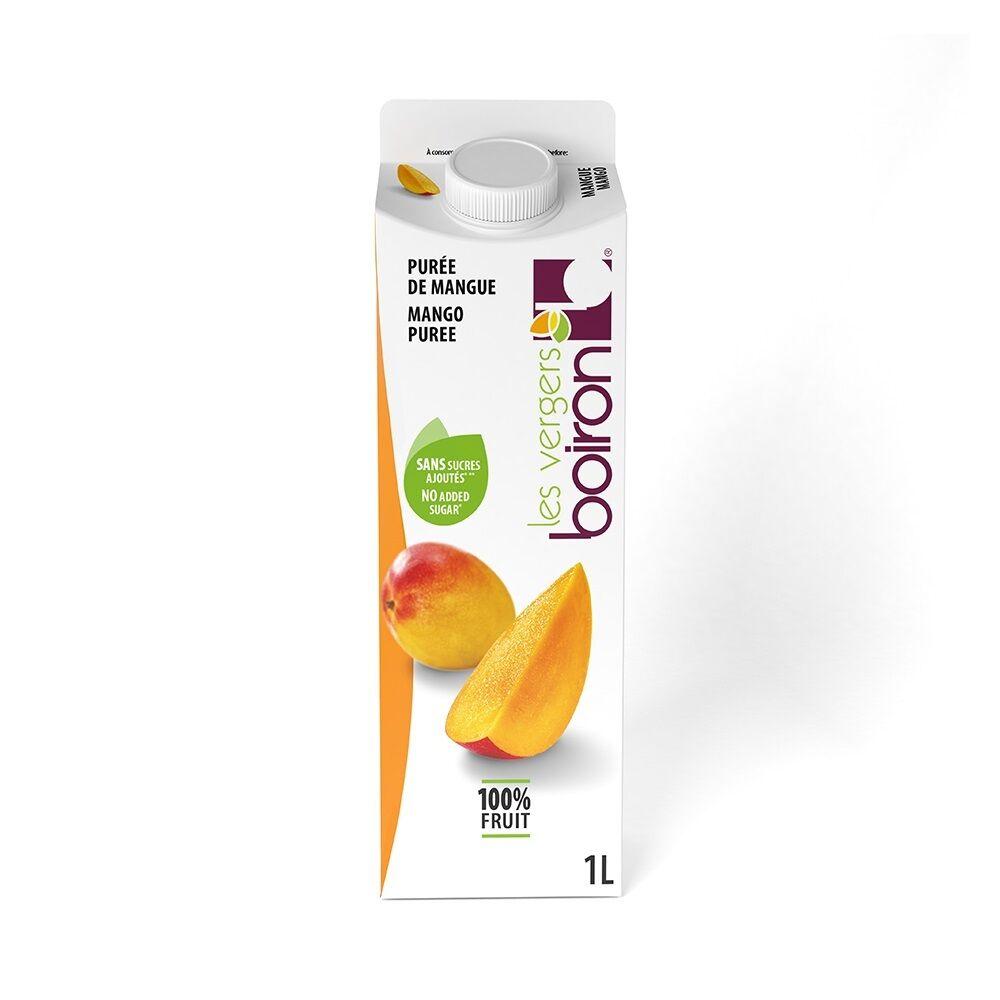 01440225 1kg amb mango puree boiron