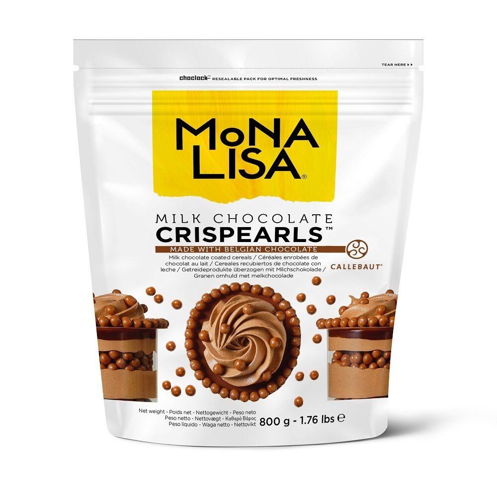 ML Milk chocolate crispearls